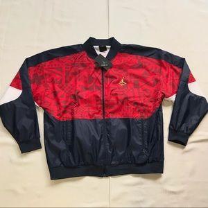 Nike Air Jordan 4 FIBA Legacy Flight Track Jacket